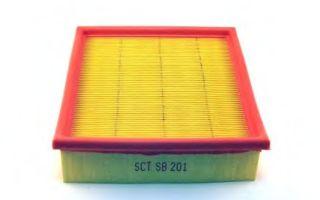Воздушный фильтр на ВАЗ 2107