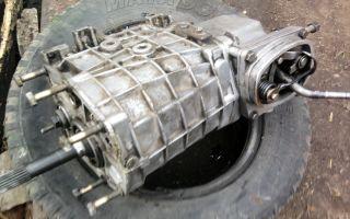Видеоразбор пятиступенчатой коробки передач ВАЗ 2107