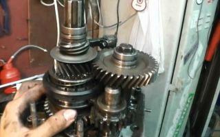 Самостоятельно ремонтируем коробку передач ВАЗ 2107 видео