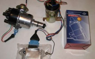 Бесконтактная система зажигания на ВАЗ 2107: видео по установке