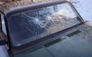 Замена лобового стекла на ВАЗ-2107