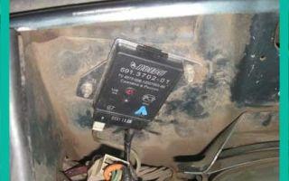 Про реле зарядки ВАЗ 2107