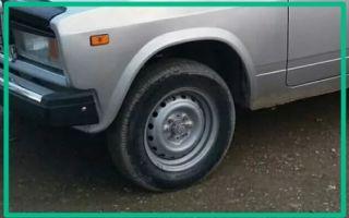 Выбираем колеса на ВАЗ 2107