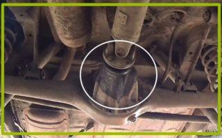 Как самостоятельно поменять сальник редуктора заднего моста ВАЗ 2107