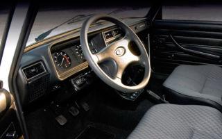 Снимаем руль на ВАЗ-2107