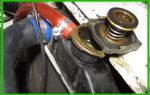 Выгоняем воздушную пробку из системы охлаждения ВАЗ 2107