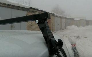 Багажник на крышу для ВАЗ 2107 — виды и установка