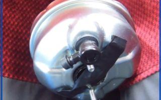 Меняем вакуумный усилитель тормозов ВАЗ 2107