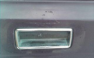 Замена ручек двери ВАЗ-2107