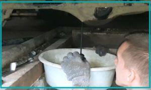 Масло в редуктор заднего моста ВАЗ 2107: выбор, замена