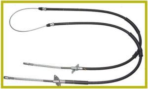 Замена троса ручника на ВАЗ 2107