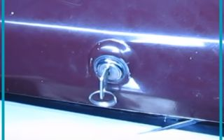 Про замок багажника ВАЗ 2107 — снятие, замена и модернизация