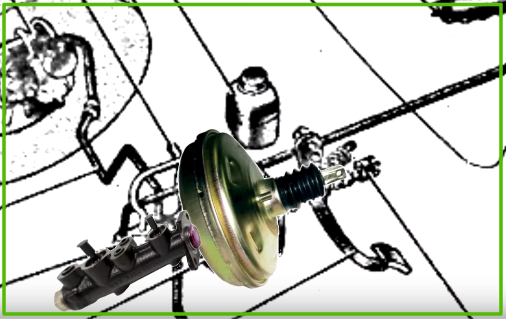 tormsistema 2 - Тормозная система автомобиля ваз 2107