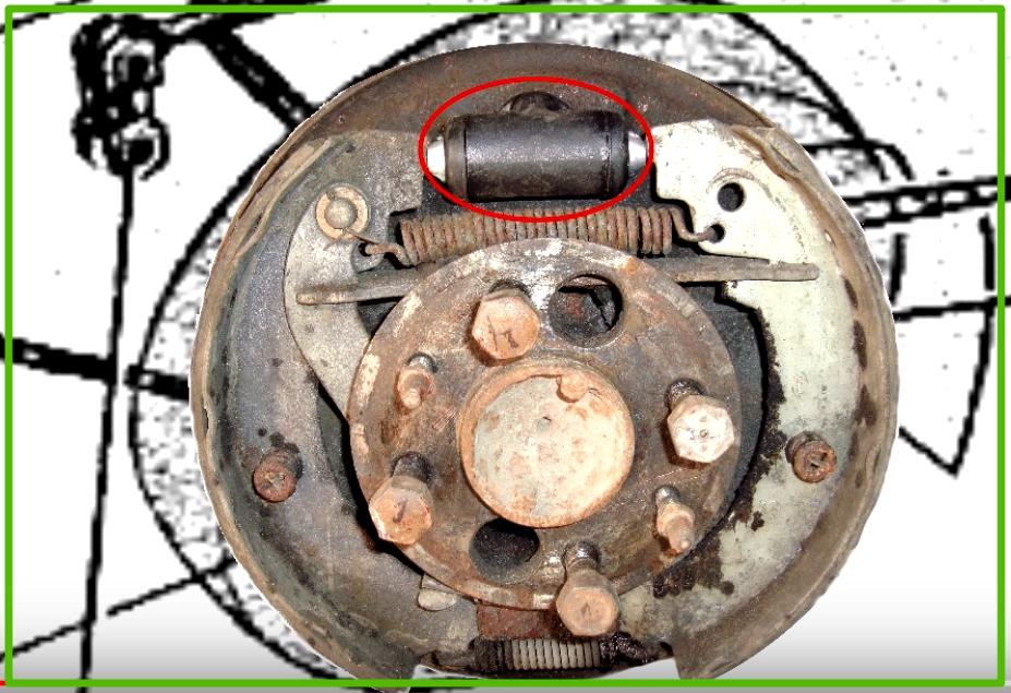 tormsistema 5 - Тормозная система автомобиля ваз 2107