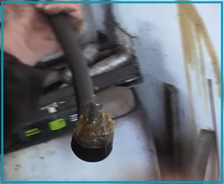 Смазка наконечников