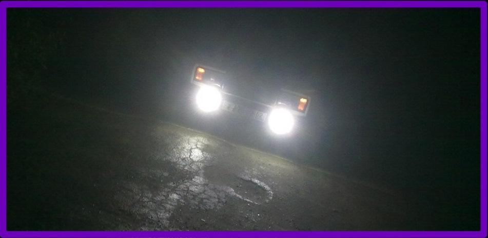 Газоразрядные лампы в ПТФ ВАЗ 2107